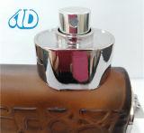 Frasco de perfume de vidro 100ml do animal de estimação quente da gravura da venda Ad-P416
