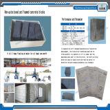 軽量の泡のコンクリートブロック機械生産ライン
