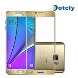 De Beschermer van het Scherm van het Glas van Multi-Colored en Premie van de multi-Stijl voor Nota 5 van de Melkweg van Samsung