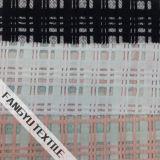 Горячая продавая Striped Nylon ткань шнурка для платья