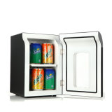 Mini refrigerador eletrônico 6liter DC12V com adaptador da C.A. (100-240V) para a finalidade refrigerando