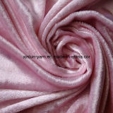 PVC Flocked раздувная ткань для подушки/одежды/софы