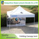 Новая конструкция складывая шатер Gazebo изготовленный на заказ печатание коммерчески