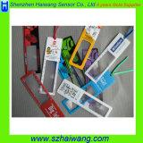 Magnifier personalizado 140*38mm da régua da leitura do endereço da Internet do PVC da promoção Hw801