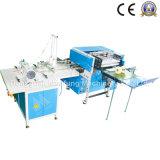 Máquina automática del papel de costura y plegable (encima de plegable)