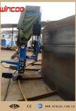 Parte inferiore per superare la macchina della saldatura continua di Horizental per la macchina automatica della saldatura continua di giro del serbatoio di progetto del serbatoio/saldatrice automatica