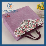 Papier promotionnel Papier Kraft Paper Bag (DM-GPBB-022)
