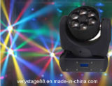 Mini 6*12W CREE RGBW in 1 LED Bee Eye Beam Moving Head