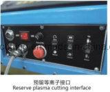 Дешевый автомат для резки металла плазмы CNC с сертификатом ISO