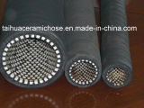 Wear -Resisting Ceramic Lined EPDM Hose for Sand Blasting