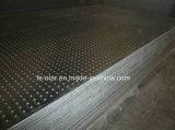 Anti-detonación / Junta ignífugo (Fiber panel de cemento como núcleo, tablero de acero perforada)