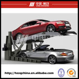 Two Post Automatic Smart Vertical Car Lift Parking를 위한 최신 Sale System