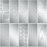 Plaque de pression d'acier inoxydable pour les stratifiés décoratifs