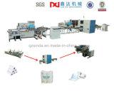 Heißes Verkaufs-Toilettenpapier, das Maschinen-Tuch-Rollenproduktionszweig bildet