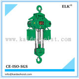 grua 10ton Chain elétrica com gancho