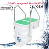 Qualitäts-Swimmingpool-Filter Wand-Gehangener Pipeless Swimmingpool-Acrylfilter
