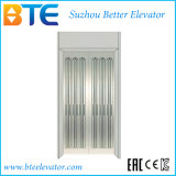 Ascenseur sans engrenages de passager de Vvvf de la CE avec la petite pièce de machine
