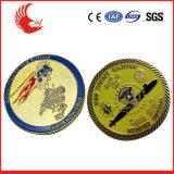 Monete antiche su ordinazione del metallo della novità di alta qualità