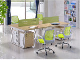 Einfaches But Highquality Office Staff Workstation für 6 Persons (SZ-WSL303)
