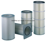 Воздушный фильтр нордической замены цилиндрический