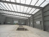 Atelier modulaire préfabriqué célèbre de structure métallique