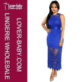 Ropa de moda de la ropa del vestido ocasional (L36112)
