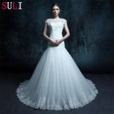 New Arrive Real Photo Mermaid Wedding Dress (ZXB-20)