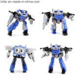 Chiffre fait sur commande jouets en plastique de robot d'usine de robot de PVC