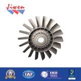 Las láminas de turbina de de aluminio a presión piezas de la nave de la fundición