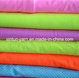 Nueva tela de encargo de Lycra del juego de nadada de la tela del Spandex para la ropa interior
