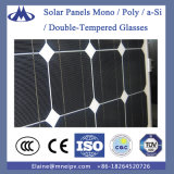 Comitati solari del mono silicone cristallino per l'agenzia dell'Africa e dell'Asia