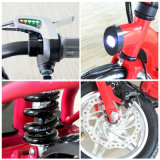 moteur 300W sans frottoir pliant le scooter électrique de mobilité à vendre