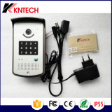 Видео- телефон двери IP контроля допуска Knzd-42vr Kntech телефона двери