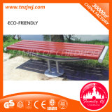 2016 New Design Wooden Park Bancos Outdoor Long Chair