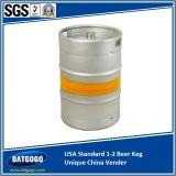 Barril de cerveja do padrão 1/6 dos EUA com bom preço