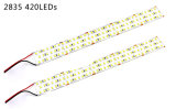 Super Eficacia 125lm / M SMD 2835 LED Strip