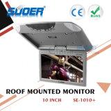Suoer 공장 가격 TFT LCD 차 모니터 10 인치 지붕 차 모니터 (SE-1010+)