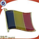 선전용 다른 국가 금속 러시아 깃발 Pin (FTFP1611A)