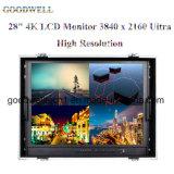 "Vervoer 28 "" 4k LCD Monitor"