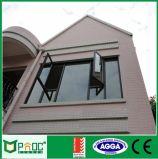 As2047 증명서를 가진 이중 유리를 끼우는 알루미늄 여닫이 창 Windows