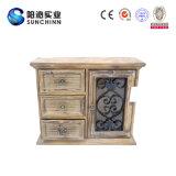 Bom feedback do gabinete de madeira elegante de nosso cliente