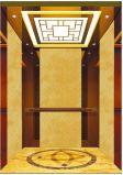 乗客のエレベーターの上昇の高品質ミラーはAksen Ty-K140をエッチングした