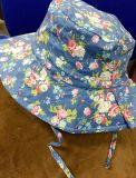 Подгонянный шлем Sun прокладки ведра способа младенца неповоротливый на лето
