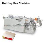 Máquina rígida automática de la fabricación de cajas de la alta calidad fácil de la operación (QH-9905)