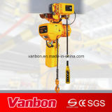 1ton Electric Double Drum Winch, Hoist Lifting (WBH-01001DE)
