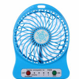 Mini ventilador portable recargable Handheld al por mayor 2016 (PP-V02)