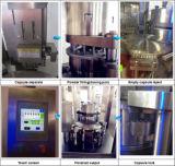 Nieuwste het Vullen van de Capsule van de Pil van de Korrel van het Poeder van het Type Farmaceutische MiniMachine