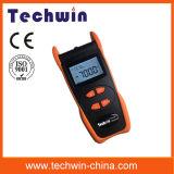 Tester di potere ottico della fibra di Techwin Tw3208e con l'apparenza ingegnosa