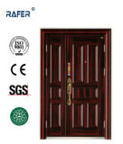 Design e Highquality novos Mother Son Steel Door (RA-S141)