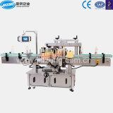 Machine à étiquettes automatique de doubles côtés automatiques de Jinzong machine à étiquettes de bouteille plate